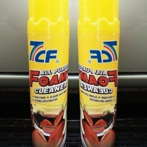 Foam Cleaner for Kitchen, Car, Couch