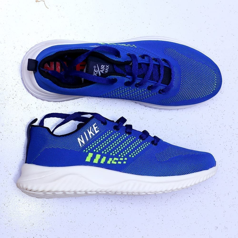 Buy Online Men Running Joggers Shoes Blue Color Price in Pakistan