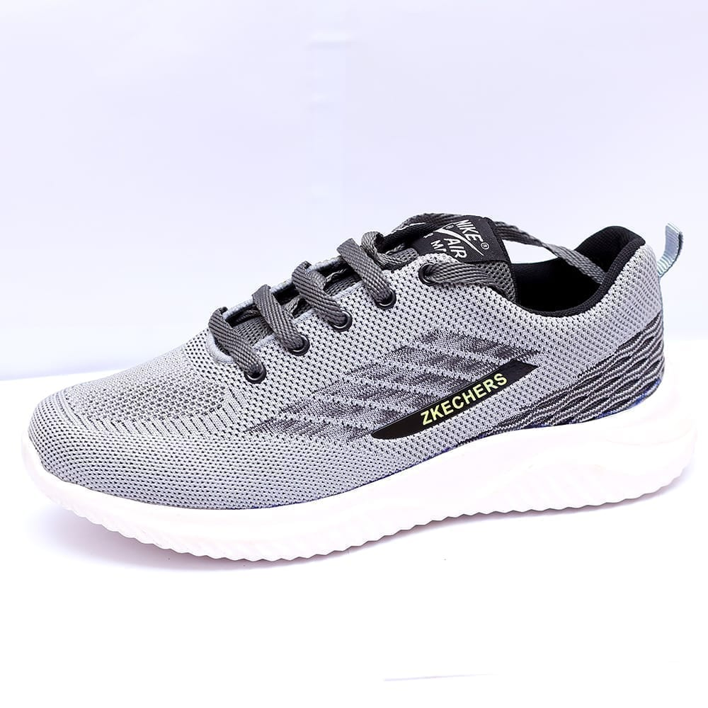 Buy Online Men Running Shoes Grey Color Price In Pakistan